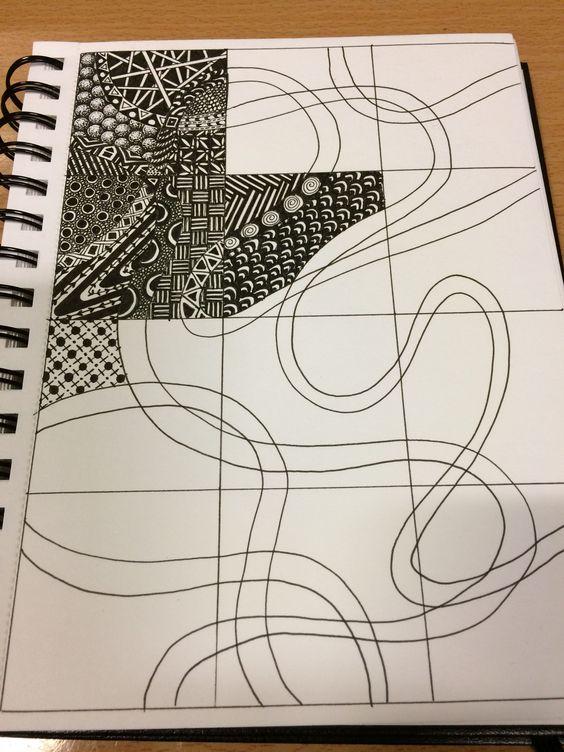 Что нарисовать в скетчбуке