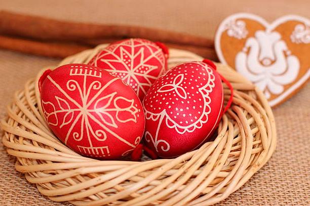 Раскраски и идеи росписи пасхальных яиц