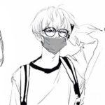 картинки аниме для срисовки