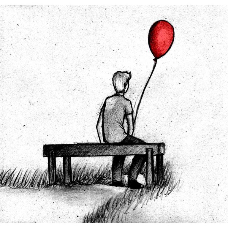 страницы грустные картинки со смыслом рисунок любит поддубник светлые