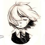 грустные рисунки для срисовки