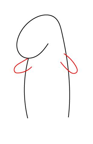 Как нарисовать няшного единорога