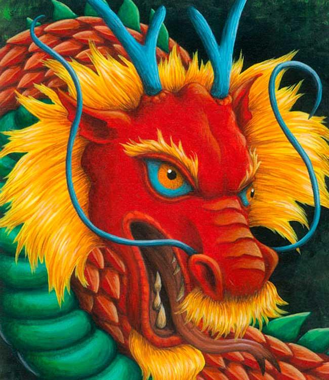 Картинки драконов