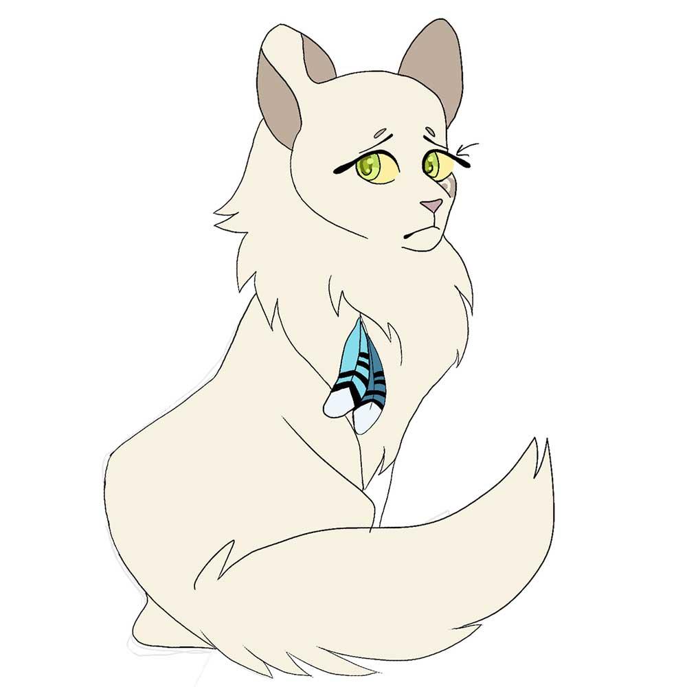 Картинки принцесса коты воители